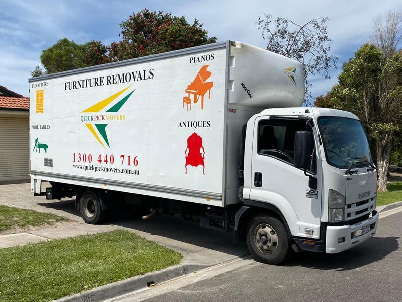 6 tonne truck