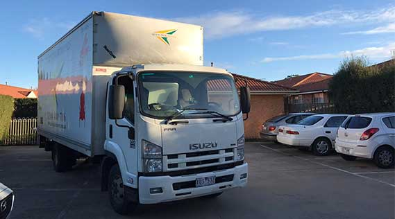 FURNITURE REMOVALS SWAN HILL TO MELBOURNE