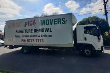 Furniture Removals Airport West