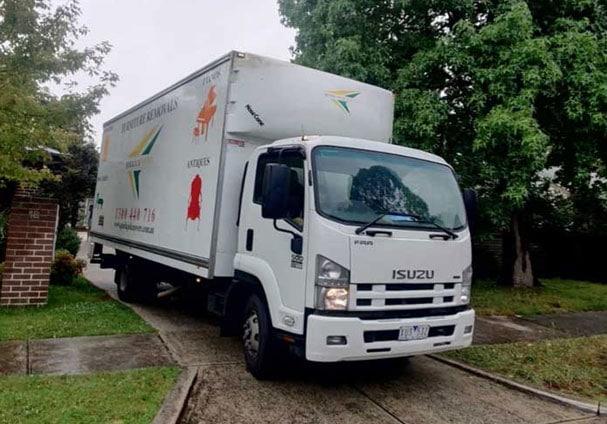 Furniture Removals Ashburton