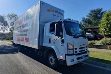Furniture Removals Beaconsfield