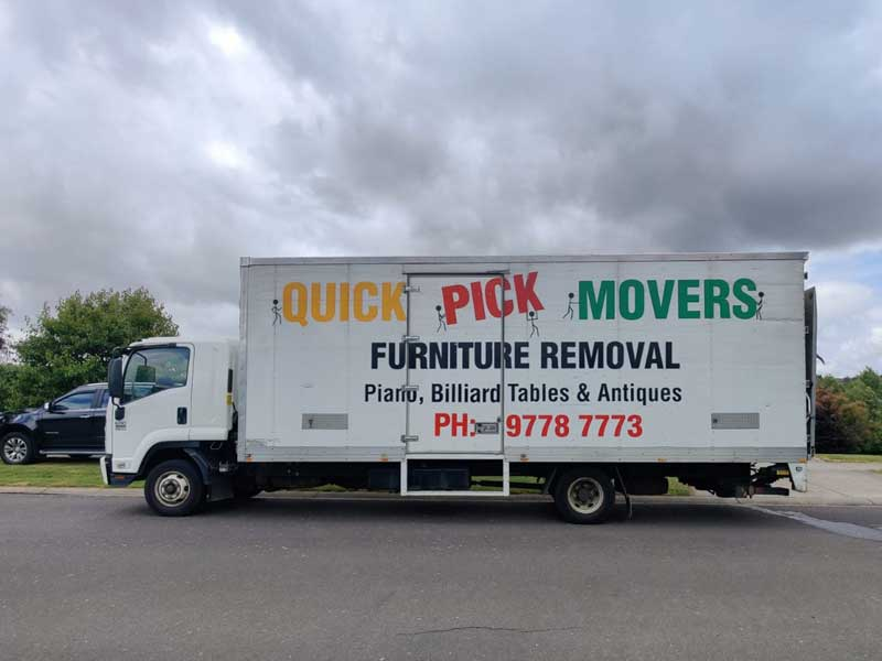 Furniture Removals Bittern