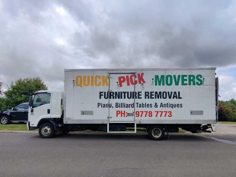 Furniture Removals Bittern