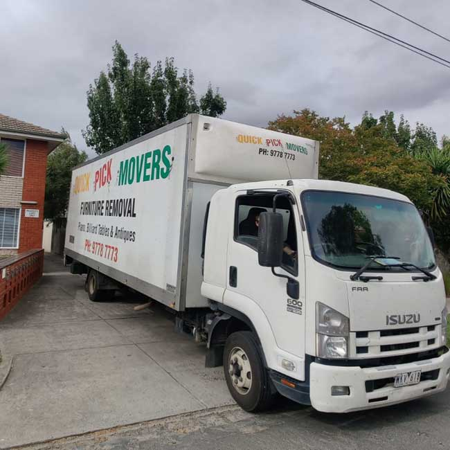 Furniture Removals Box Hill South