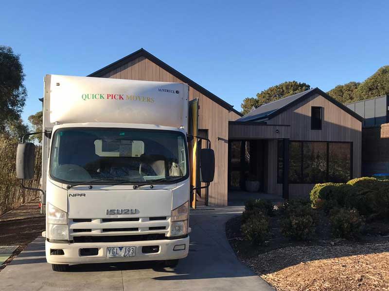 Furniture Removals Cape Schanck