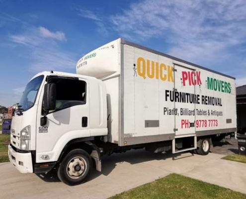 Furniture Removals Caulfield South