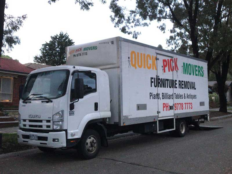 Furniture Removals Clyde North