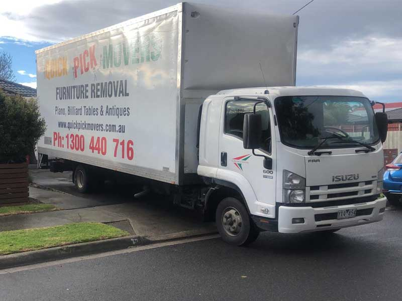 Furniture Removals Cockatoo