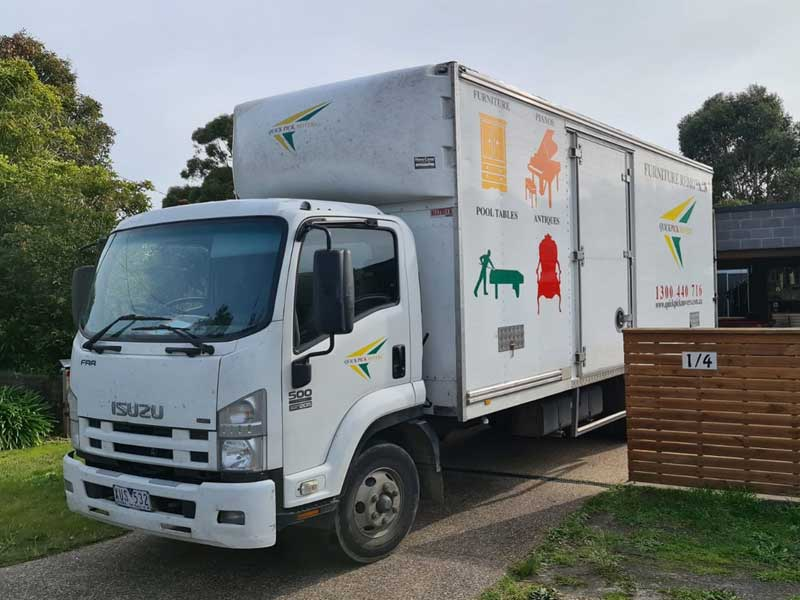 Furniture Removals Doveton