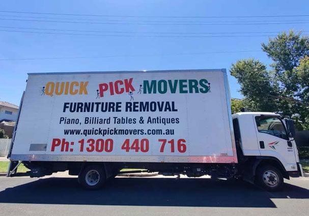 Furniture Removals Eltham North