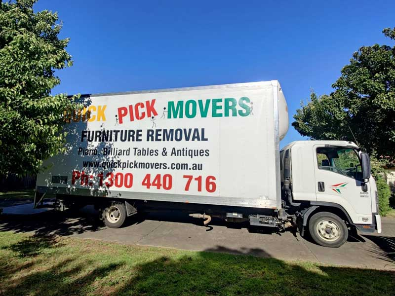 Furniture Removals Hawthorn East