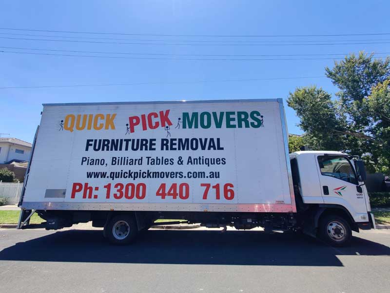 Furniture Removals Heatherdale