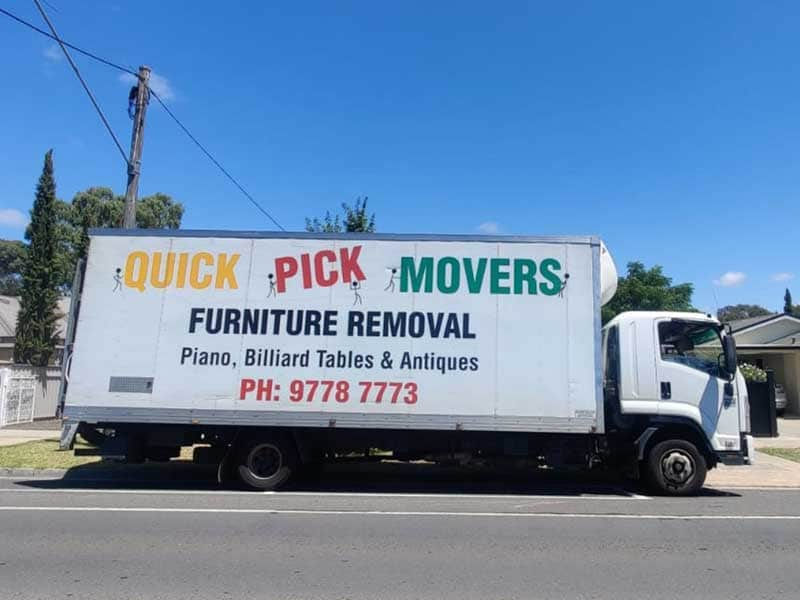 Furniture Removals Lysterfield South