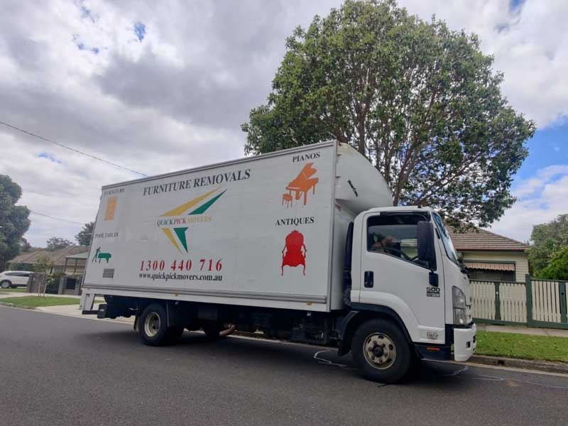 Furniture Removals Melton West