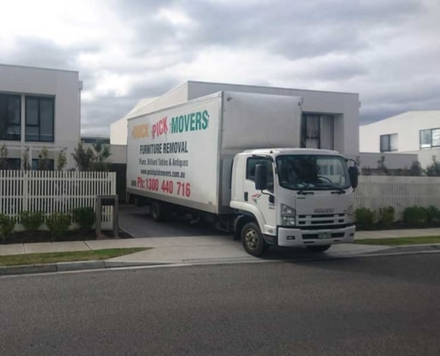 Furniture Removals Modella