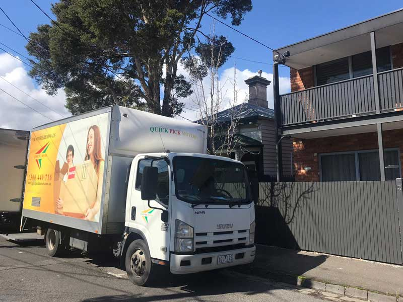 Furniture Removals Moorooduc