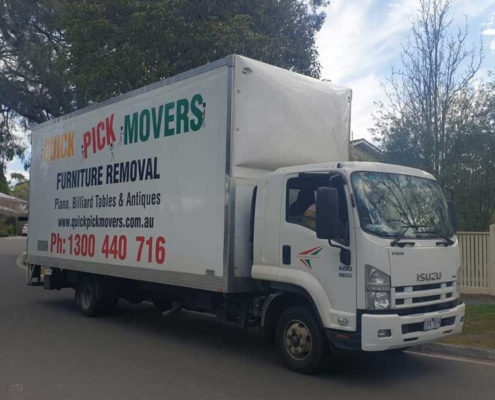 Furniture Removals Oakleigh East