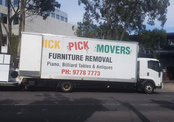 Furniture Removals Officer South