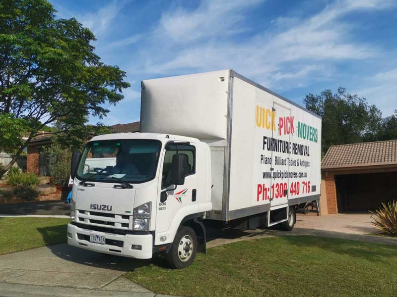 Furniture Removals Pascoe Vale South