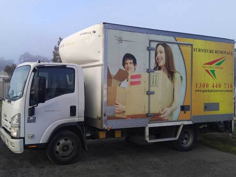 Furniture Removals Point Leo
