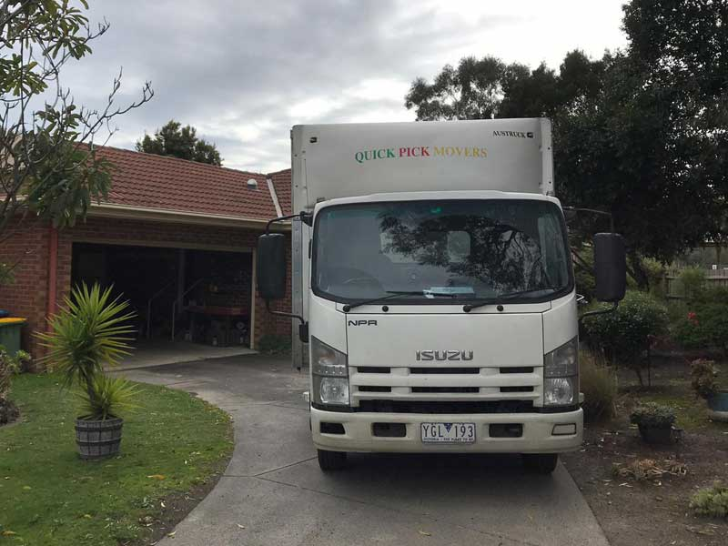 Furniture Removals Red Hill South