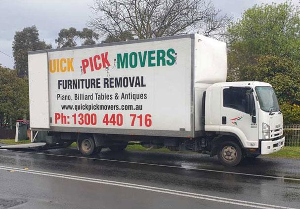 Furniture Removals Rye