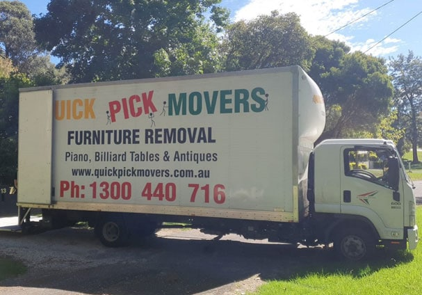 Furniture Removals Scoresby