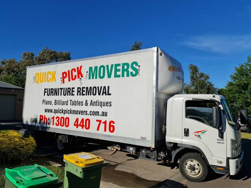 Furniture Removals Selby