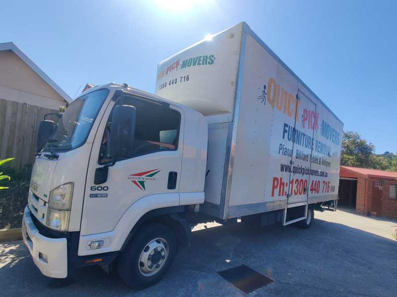 Furniture Removals St Helena