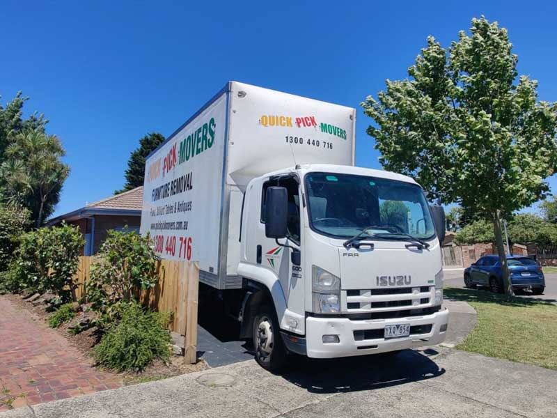 Furniture Removals Strathmore Heights