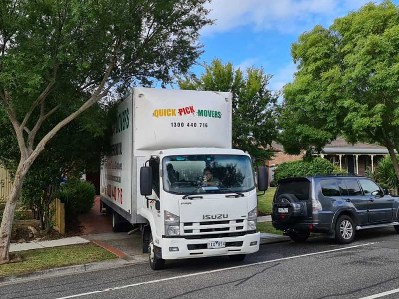 Furniture Removals Tecoma
