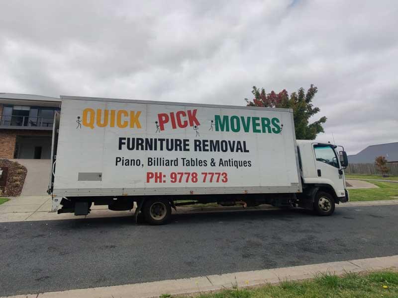 Furniture Removals Tooradin
