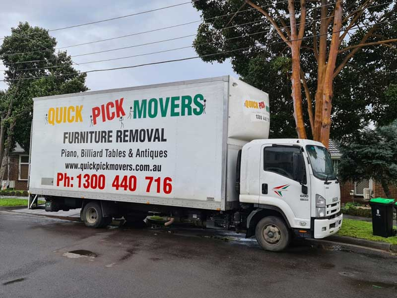Furniture Removals Vermont South