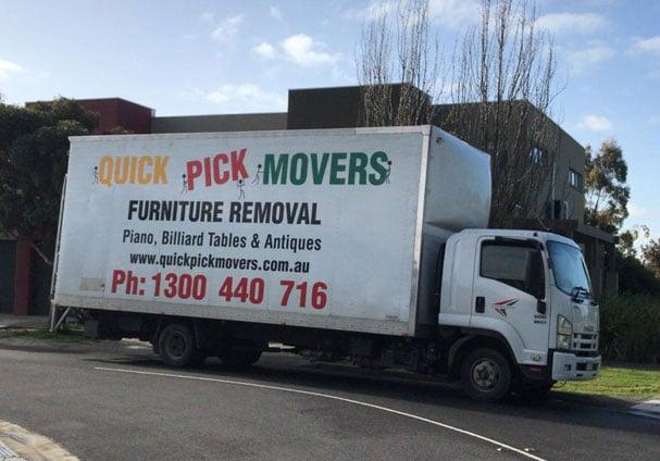 House Movers Croydon