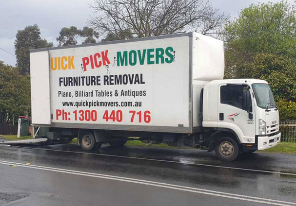 House Movers Mulgrave