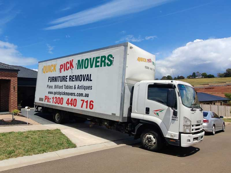 Piano Movers Parkdale
