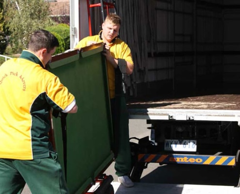 Pool Table Movers Scoresby