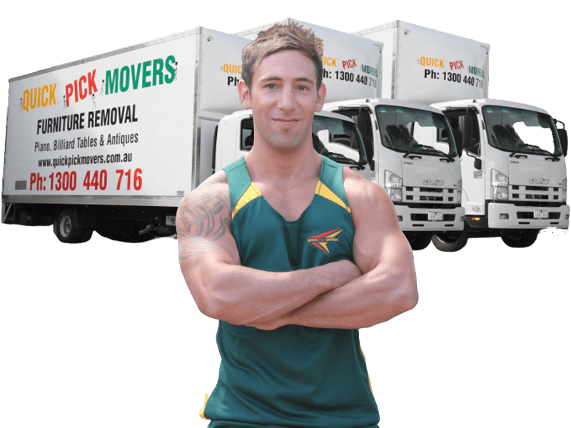 Quick Pick Movers Trucks