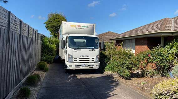 REMOVALISTS BAIRNSDALE