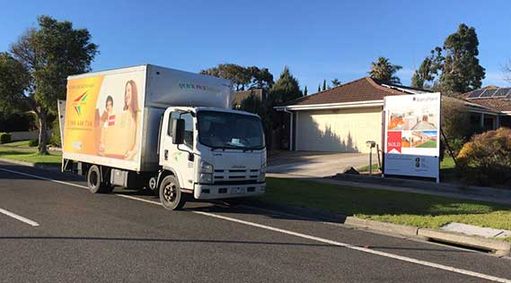 REMOVALISTS WOODEND TO MELBOURNE