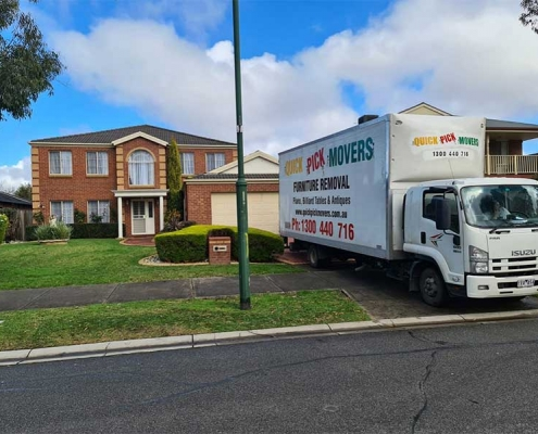 Removalists Braybrook