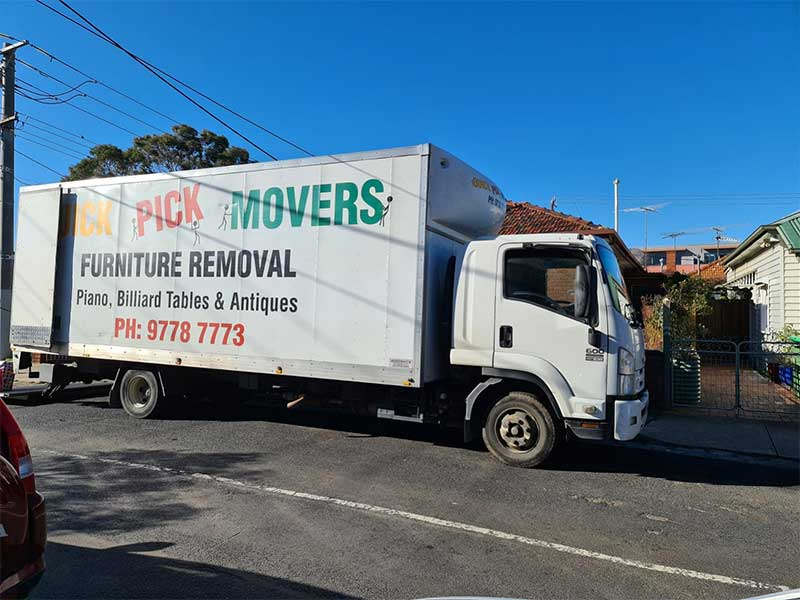 Removalists Carlton North