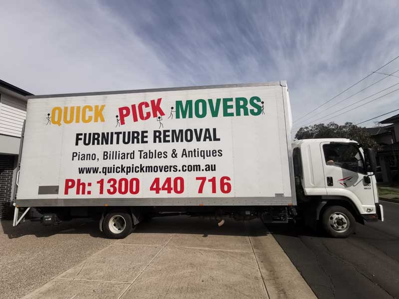 Removalists Deer Park