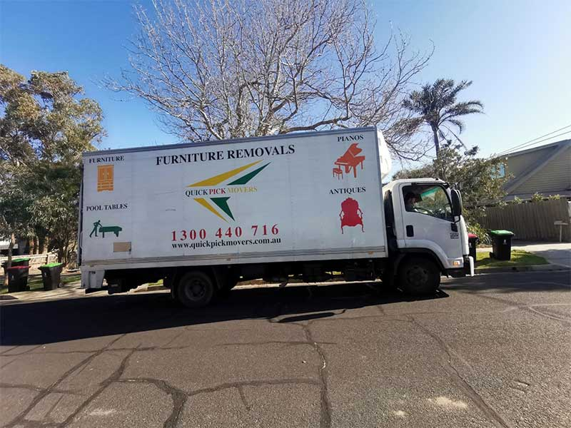 Removalists Drouin