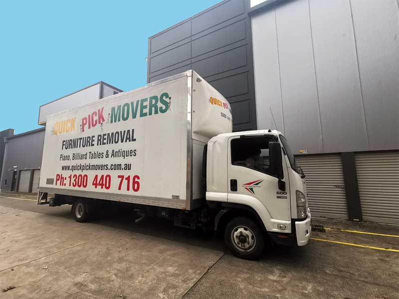 Removalists Endeavour Hills