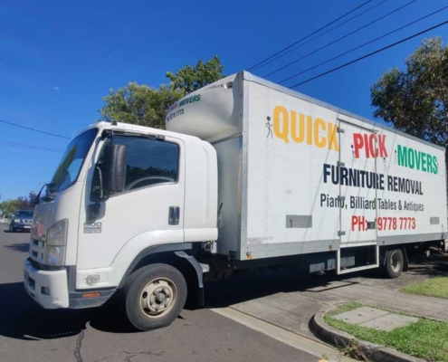 Removalists Essendon West