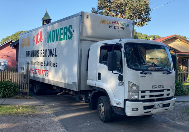 Removalists Forest Hill