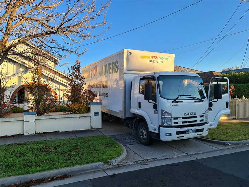 Removalists Frankston