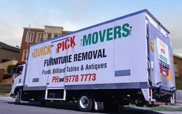 Removalists Inner Suburbs Melbourne