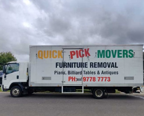 Removalists Lysterfield South